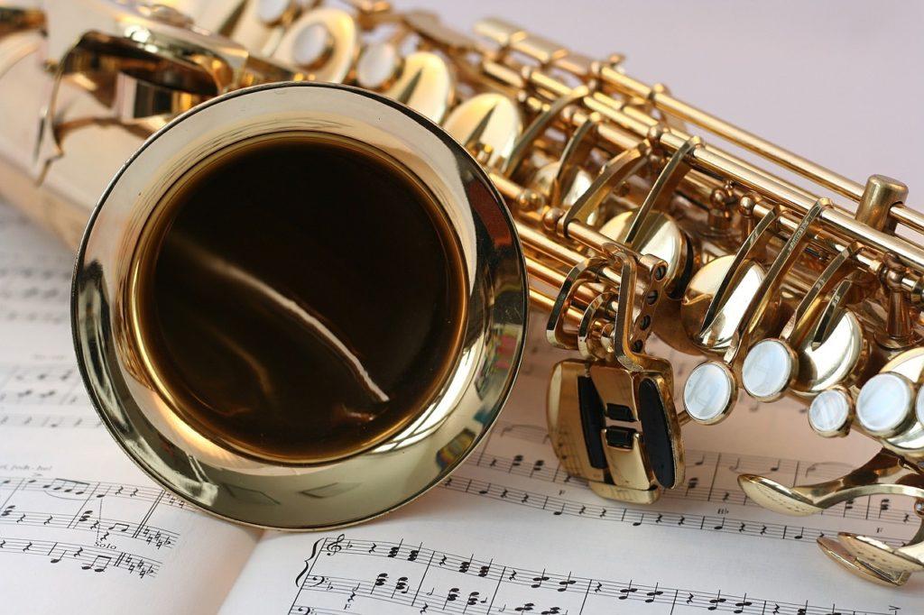 nauka gry na saksofonie kraków