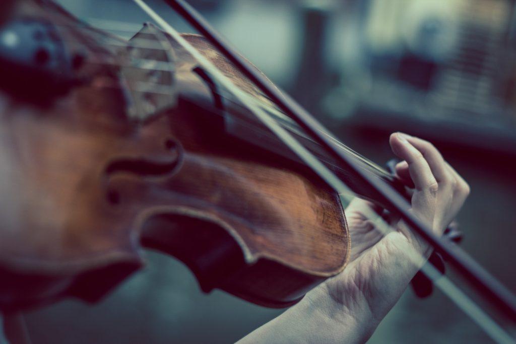 nauka gry na skrzypcach kraków